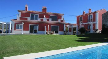 Condominium with 3 houses, swimming pool - Murches - CASCAIS