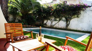Casa das Palmeiras - Holiday villa with pool - CASCAIS